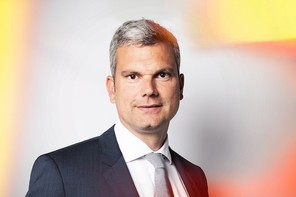 Alexandre Schmitz,Head of Business Development (Private Banking),Banque Degroof Petercam Luxembourg. (Photo: Maison Moderne)