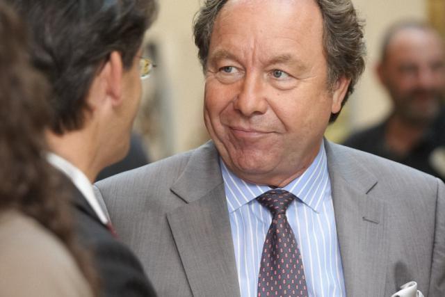 Alexandre Codran a été le premier administrateur délégué de l'asbl Business Initiative, lors de sa création en 2000, jusqu'en 2013.  (Photo: Luc Deflorenne / archives)
