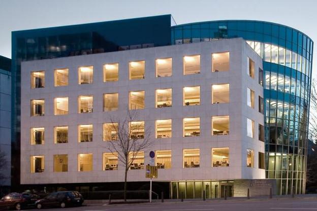 Le cabinet d'architecte Arquitectonica réalise, pour la Banque de Luxembourg, son tout premier projet en Europe.  (Photo: Arquitectonica)
