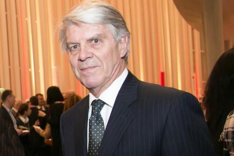 Charles Krombach a présidé la Fedil de 2000 à 2006.  (Photo: Blitz / archives)