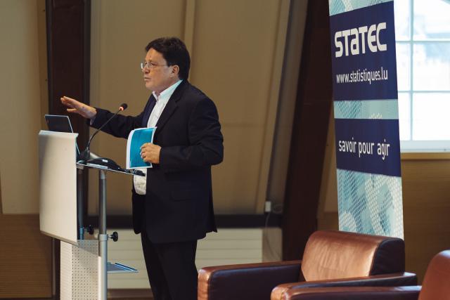 Serge Allegrezza, directeur du Statec. (Photo: Maison moderne / archives)