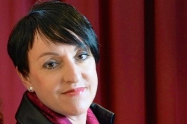 Myriam Schmit: «Je reste ouverte à toute proposition, j'adore les challenges».  (Photo: DR)