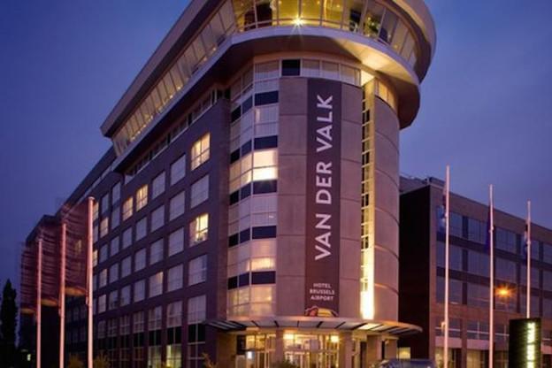 On trouvera bientôt, à Weyler, un hôtel Van Der Valk, du même type que celui-ci, proche de l'aéroport de Bruxelles. (Photo: brusselsairport.com)