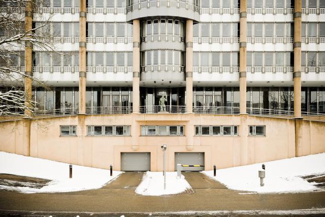 Les géants demeurent. Ou tentent de le rester. À l'image de la Deutsche Bank. (Photo: Olivier Minaire/ archives)