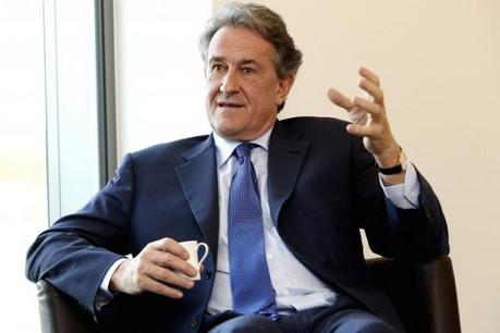 François Tesch a piloté l'entrée en bourse du Foyer en 2000… et son retrait en 2014.  (Photo: Olivier Minaire / archives)
