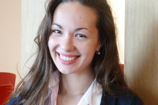 Valentina Zabrian: «Je n'ai pas peur d'accepter d'éventuelles responsabilités.» (Photo: Adem)