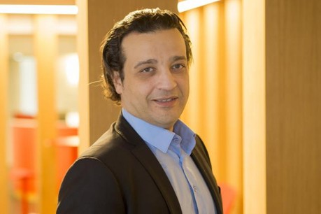 Salim Djebari: «L'approche humaine et le développement des compétences des talents d'aujourd'hui et de demain, pour un domaine aussi dynamique que représente celui des ressources humaines.» (Photo: Adem)