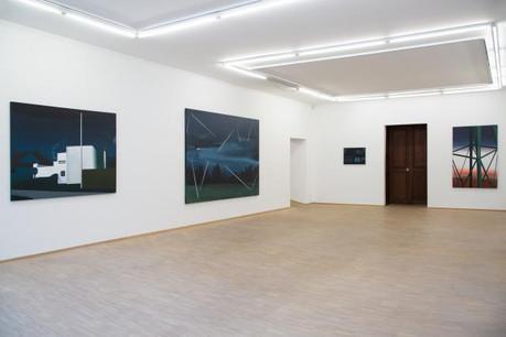 Vue de l'exposition «Windways» de Tina Gillen à la galerie Nosbaum Reding. (Photo: Tania Bettega/Courtesy Nosbaum Reding Luxembourg)
