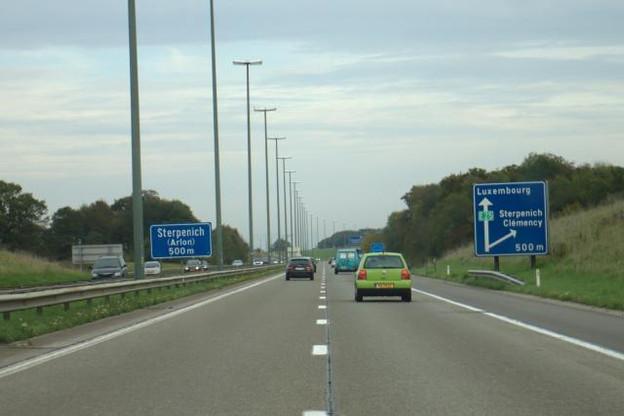 Moins d'inquiétudes pour les frontaliers belges travaillant au Luxembourg. (Photo: Licence C.C.)