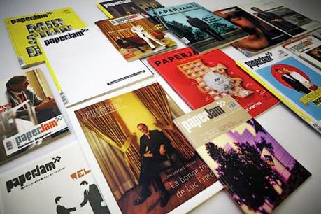 15 ans de Paperjam, ce sont 153 éditions et plus de 30.000 pages produites… (Photo: Jan Henrion)
