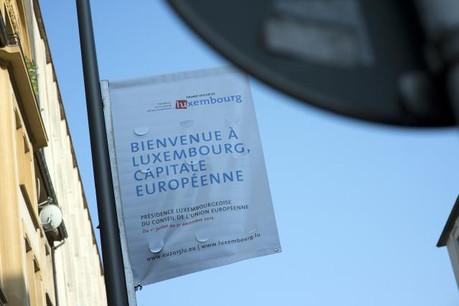 Le Luxembourg a préparé sa présidence du Conseil de l'UE pendant un an et demi. (Photo: Christophe Olinger / archives)