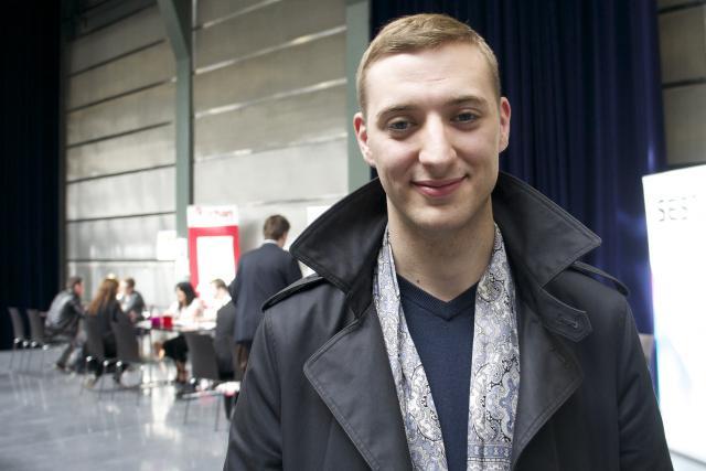 Français d'origine, Elie Voltz voit son étape luxembourgeoise comme un tremplin vers une carrière européenne.  (Photo: DR)