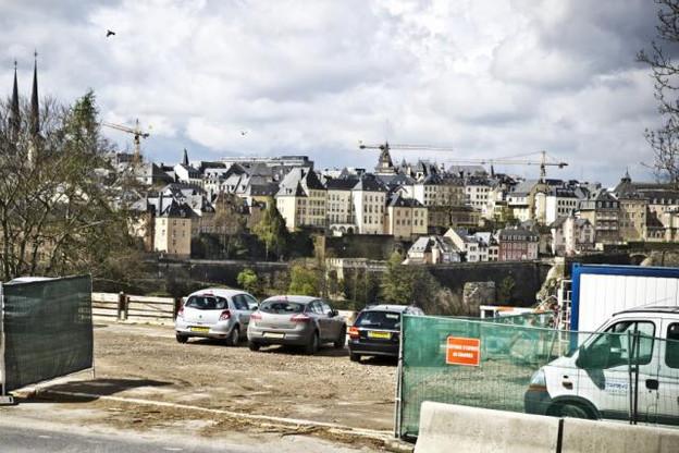 Le dynamisme du marché de l'immobilier de bureaux dans la capitale et sa périphérie atteint des sommets ces dernières années. (Photo: David Laudent / archives)