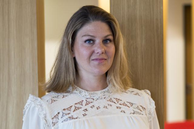 Charlotte Froment-Meurice: «J'ai occupé différents postes au sein de sociétés à taille humaine nécessitant un rôle extrêmement transversal.» (Photo: Adem)