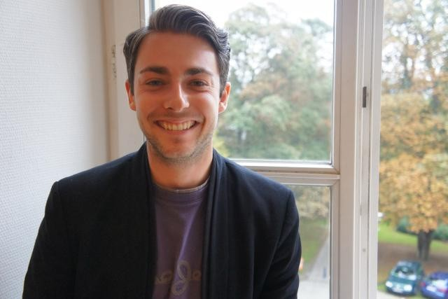 Pierre Michaud, ambassadeur du Luxembourg via les études. (Photo: DR)