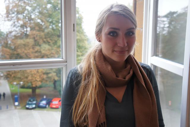 En tant que frontalière, Gaëlle Leclerc a été naturellement intéressée par le Luxembourg comme lieu d'étude.  (Photo: DR)