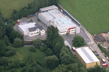 La production Steinbach est intégrée sur le site de l'usine de Robin à Useldange. (Photo: Robin)