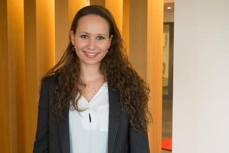 Mathilde Nouvel a de l'expérience en marketing B2B et B2C. (Photo : Adem)