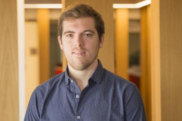 Maximilien Alost est titulaire d'un bachelor en marketing. (Photo: Adem)