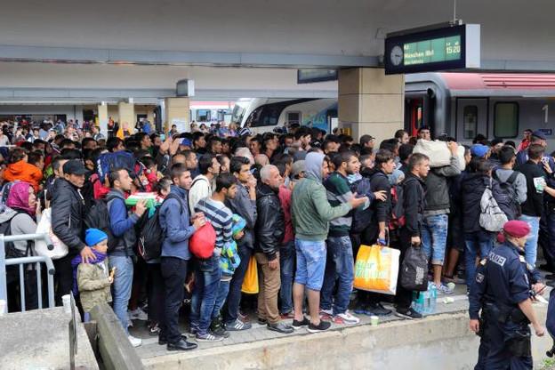 En 2015, l'Allemagne a montré le plus d'ouverture dans l'accueil des migrants en provenance du Moyen-Orient. (Photo: Wikimedia commons)