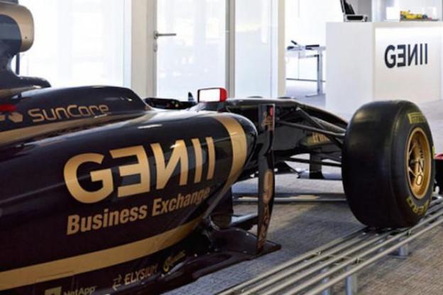 La saison de F1 2015 s'est avérée compliquée pour Genii. (Photo: The Geniii Group)