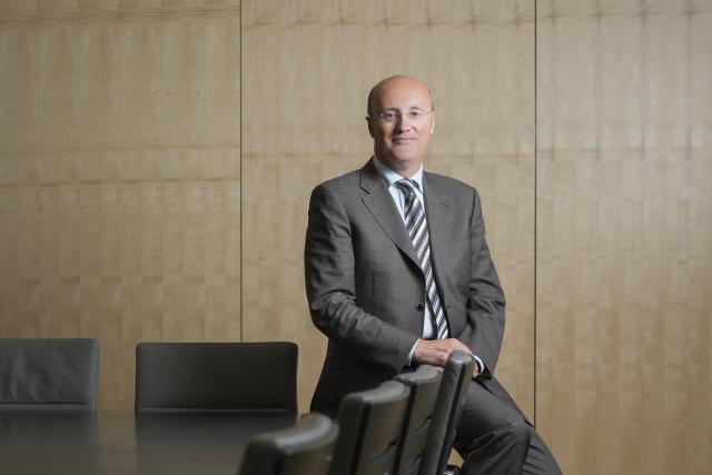Marc Saluzzi a été président de l'Alfi entre 2011 et 2015. (Photo: Maison moderne / archives)