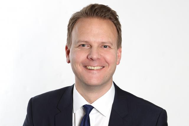 Fredrik Skoglund, chief investment officer, Banque internationale à Luxembourg. (Photo: BIL)