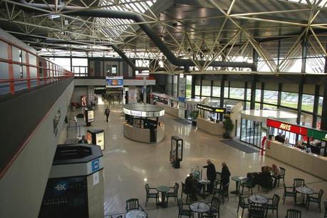 248.000 passagers sont passés par l'aéroport en 2014. (Photo: Wikipedia)
