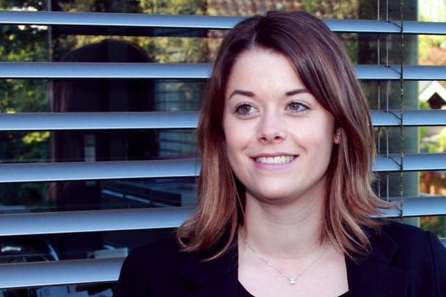 Daisy Wagener: «On n'est plus obligé de partir à l'étranger afin d'étudier dans un environnement international.» (Photo: Université du Luxembourg)
