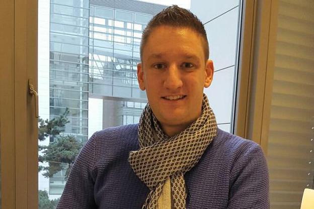 Jonathan Kardjoe souhaite devenir réviseur d'entreprises agréé au Luxembourg.  (Photo: Université du Luxembourg)