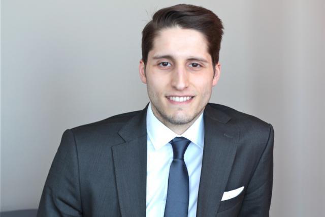 Bruno Tinoco Oliveira détient un master 2 en wealth management. (Photo: Uni)
