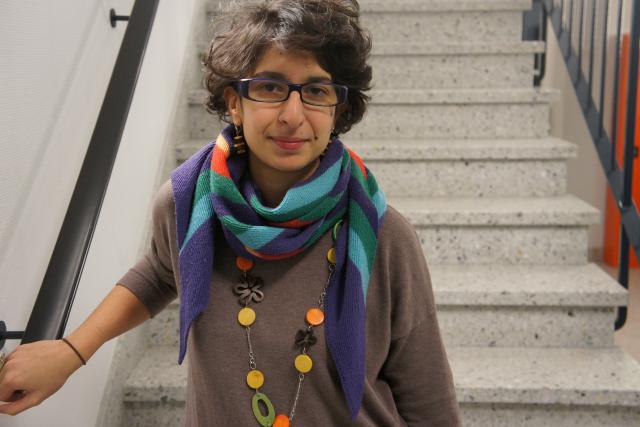 La jeune étudiante considère que le Luxembourg doit davantage faire connaître son offre de formation à l'étranger. (Photo: DR)