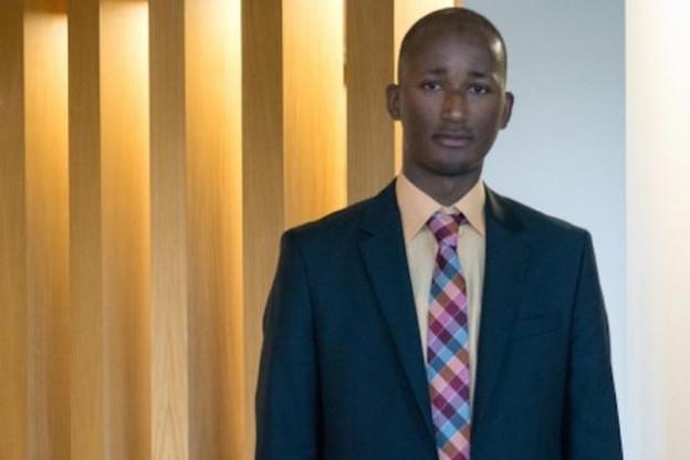 Youssouf Diallo veut apporter son sens de l'organisation et son enthousiasme à une entreprise multiculturelle. (Photo: Adem)