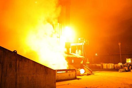 La sidérurgie européenne menacée d'une crise venue d'Extrême-Orient. (Photo: David Laurent / archives)