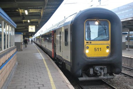 Les craintes fusent autour du futur plan d'horaires de la SNCB qui inquiète politique et usagers en Luxembourg belge. (Photo: Blog passion trains)