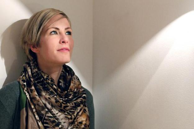 Runa Egilsdottir (Photo: Olivier Minaire / archives)
