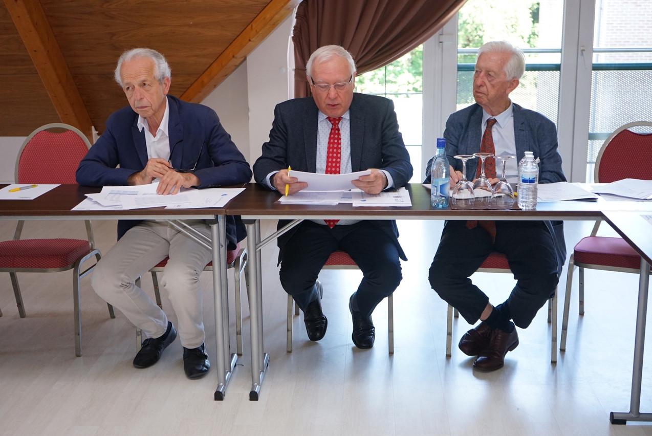 Le colloque de vendredi servira notamment à synthétiser le travail effectué par le Cercle européen PierreWerner au cours de l'année écoulée. (Photo: Maison Moderne / Archives)