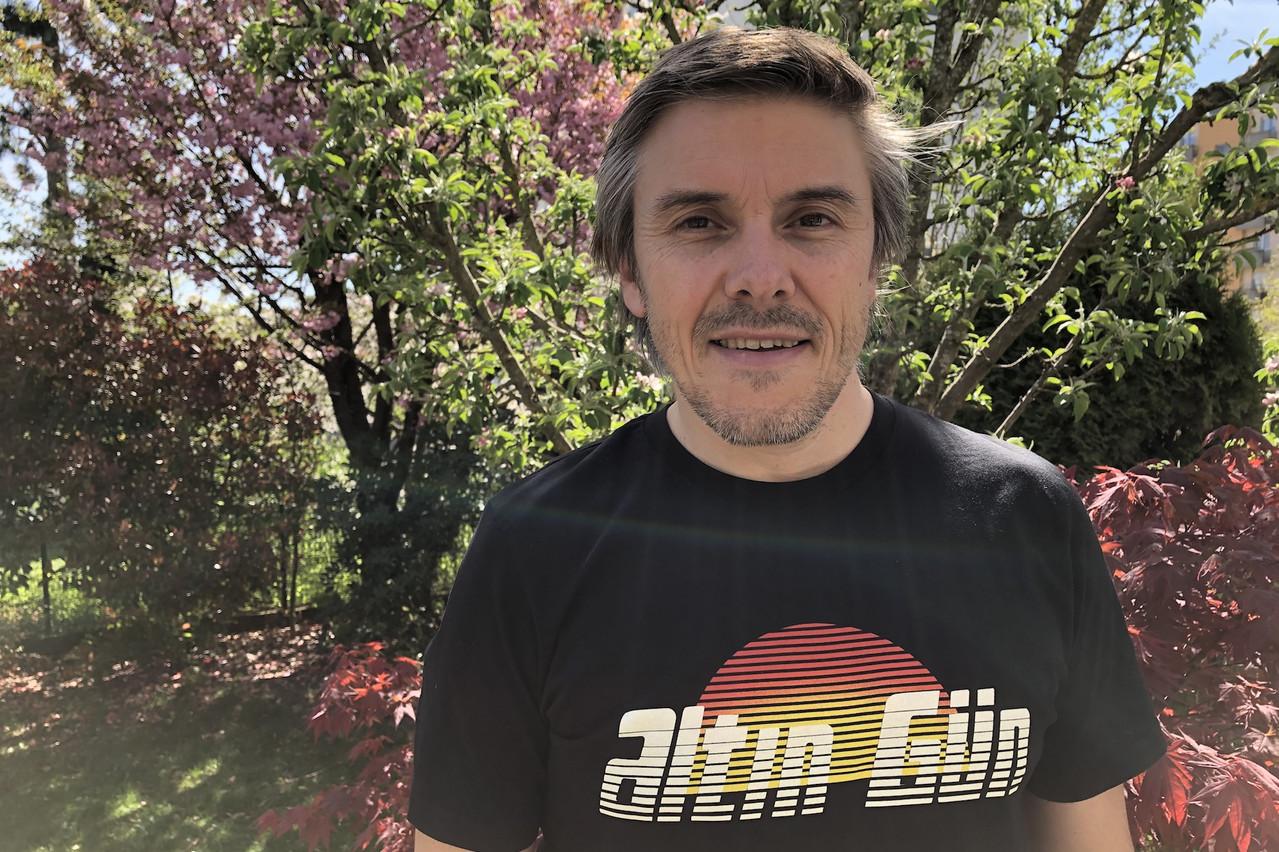 RenéPenning, figure depuis longtemps associée à la Kulturfabrik, en deviendra l'unique directeur le 1er mai prochain. (Photo: Kulturfabrik)