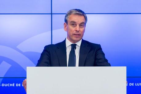 Le ministre ClaudeMeisch a dévoilé son plan «rentrée» vendredi. Il doit s'attendre à devoir encore répondre à quelques questions à son sujet. (Photo: SIP/Jean-Christophe Verhaegen/Archives)