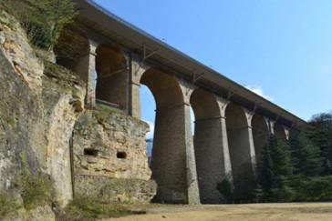 Le pont est à nouveau accessible à la circulation. (Photo: SIP)