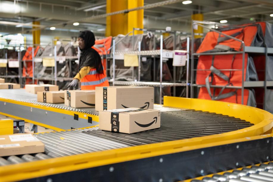 Amazon's European headquarters are in Luxembourg  Photo: Frederic Legrand / Shutterstock