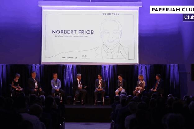 Norbert Friob, multi-entrepreneur. (Photo: Maison Moderne)