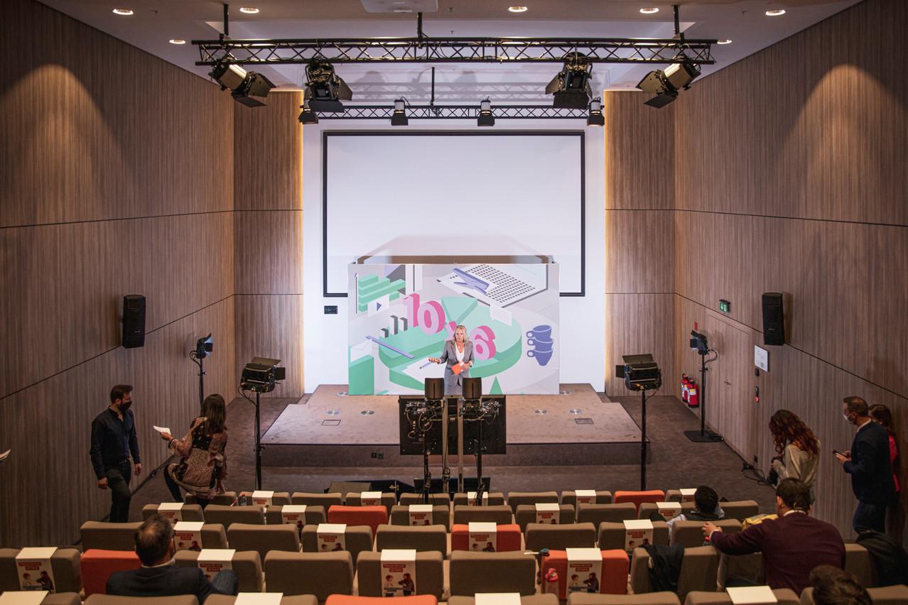24.09.2020 - 10x6 Innovation: Business models & Growth hacking (Photo: Jan Hanrion/Maison Moderne)