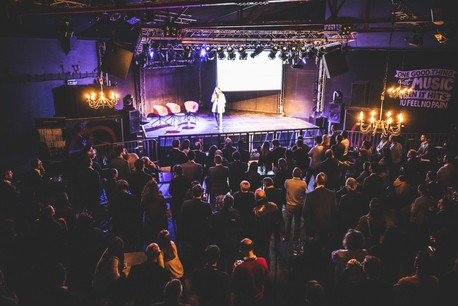 Start-up Stories Round 1 - 25.02.2020 (Photo : Arthur Ranzy / Maison Moderne)