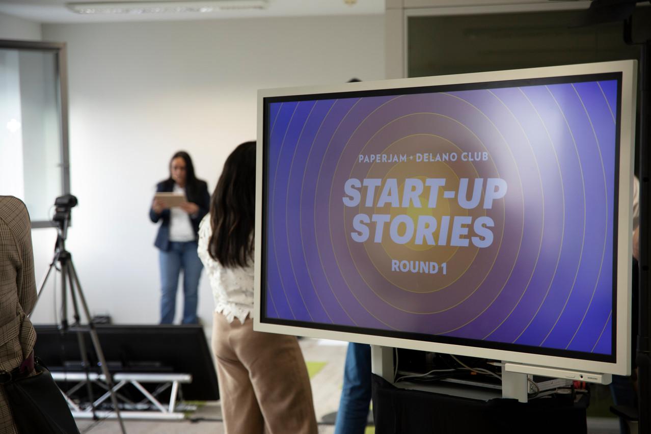 Start-Up Stories: Round 1 - 24.02.2021 (Photo: Simon Verjus/Maison Moderne)