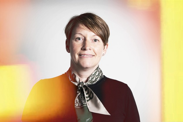 Murielle Filipucci, Tax Partner at PWC Luxembourg (Crédit; Maison Moderne)