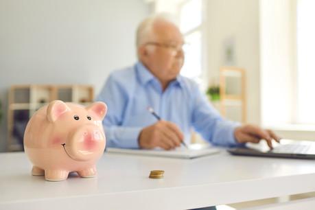 La réserve de compensation actuelle suffit à payer les pensions au Luxembourg pendant plus de quatre ans. (Photo: Shutterstock)