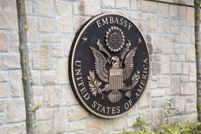 Un sceau officiel des États-Unis.  (Romain Gamba/Maison Moderne)
