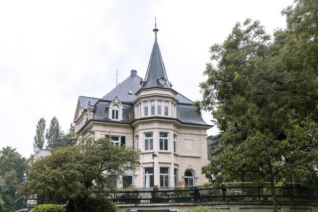 Conçue par l'architecte luxembourgeois Gust Schopen, la résidence du chef de mission américain basée au Limpertsberg a été construite en 1922. (Photo: Romain Gamba/Maison Moderne)