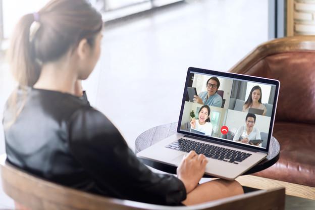 Plus d'un télétravailleur sur deux redoute l'avenir de son poste. (Photo: Shutterstock)